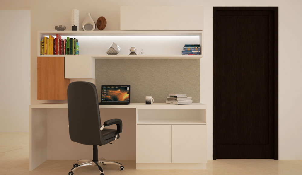 Wall Mounted Study Table