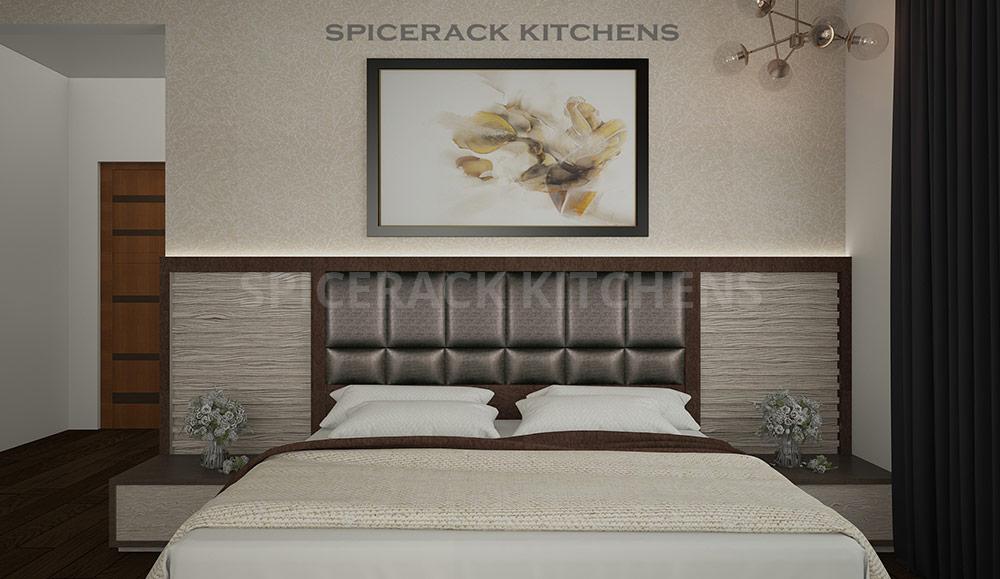 Simple Sober Aesthetical Bedroom Design